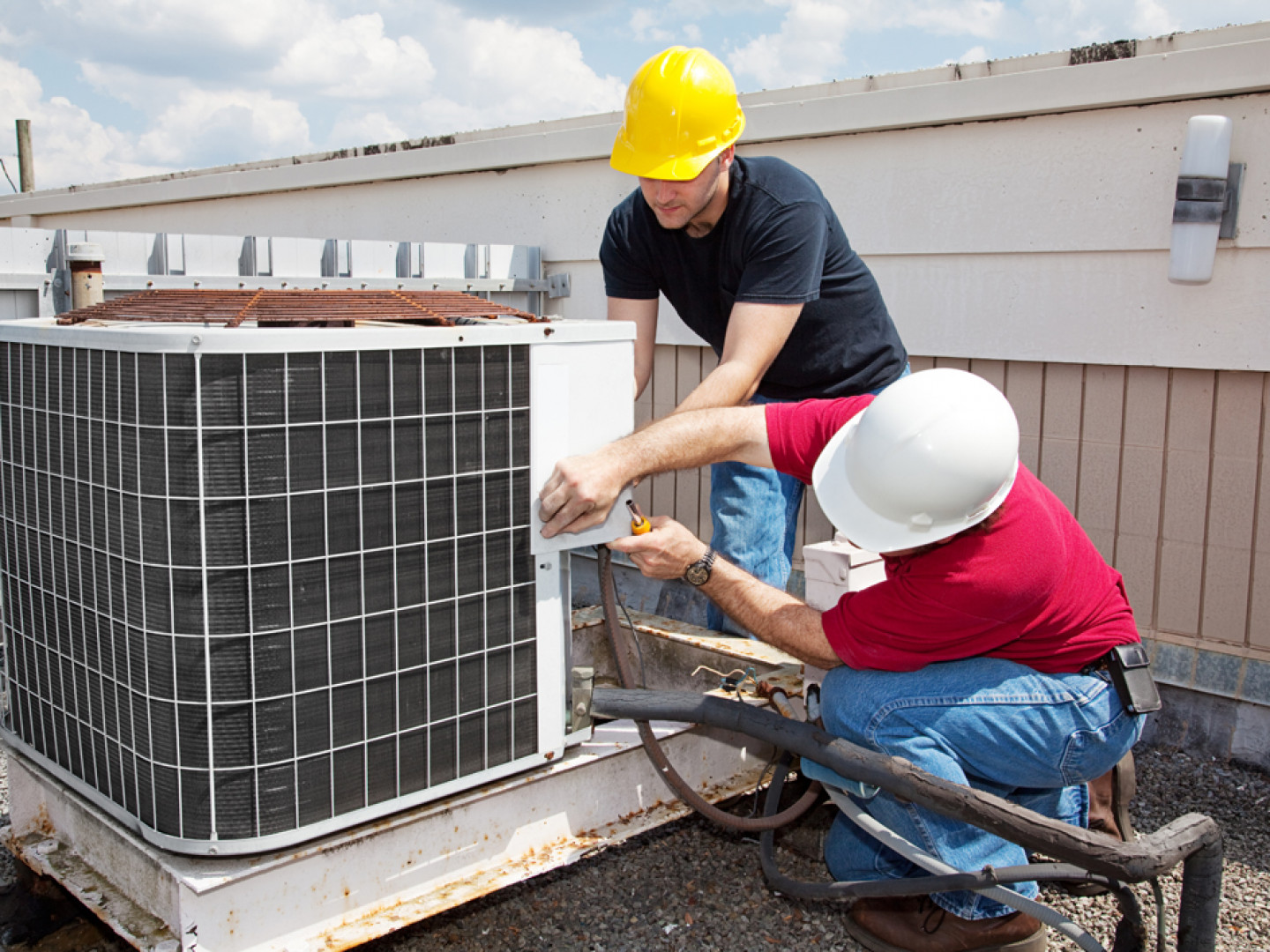 HVAC Installation MOUNT AIRY, NC